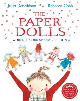 The Paper Dolls World Record Edition (Paperback)