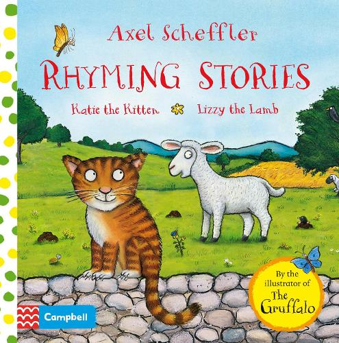 Rhyming Stories: Katie the Kitten and Lizzy the Lamb (Board book)