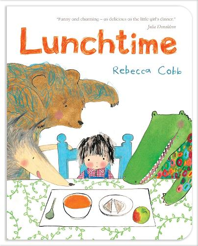 Lunchtime (Board book)