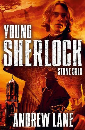 Stone Cold - Young Sherlock Holmes (Hardback)