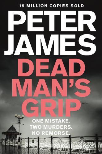 Dead Man's Grip - Roy Grace (Paperback)