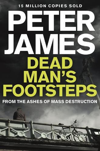 Dead Man's Footsteps - Roy Grace (Paperback)