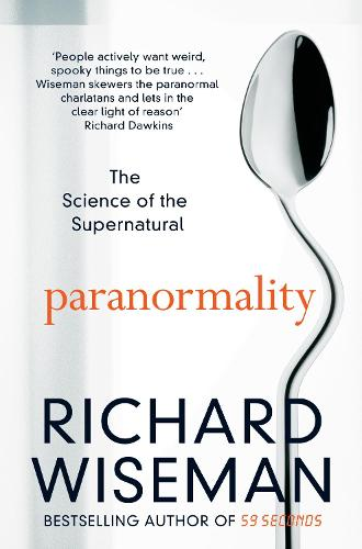 Paranormality: The Science of the Supernatural (Paperback)