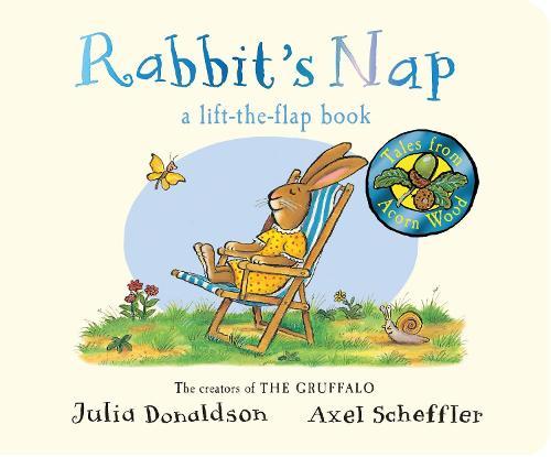 Rabbit's Nap - Tales From Acorn Wood (Board book)