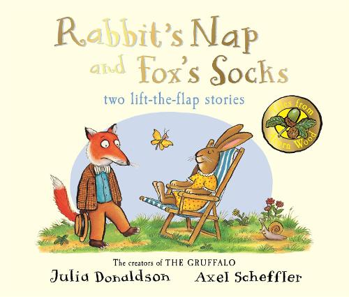Tales from Acorn Wood: Fox's Socks and Rabbit's Nap (Paperback)