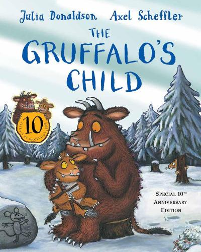 The Gruffalo's Child 10th Anniversary Edition (Paperback)
