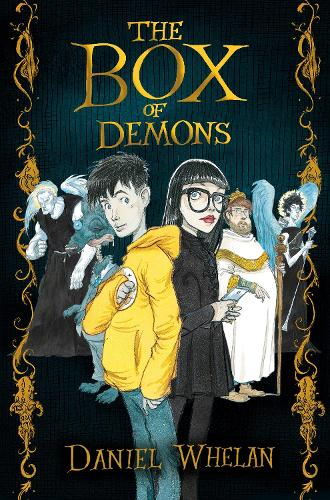 The Box of Demons (Paperback)