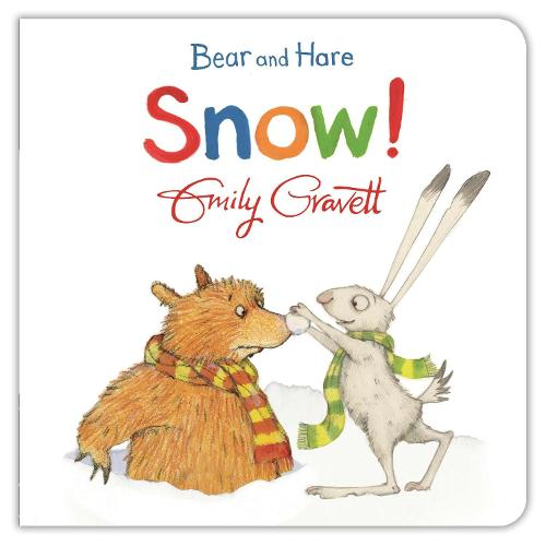 Bear and Hare: Snow! - Bear and Hare (Board book)