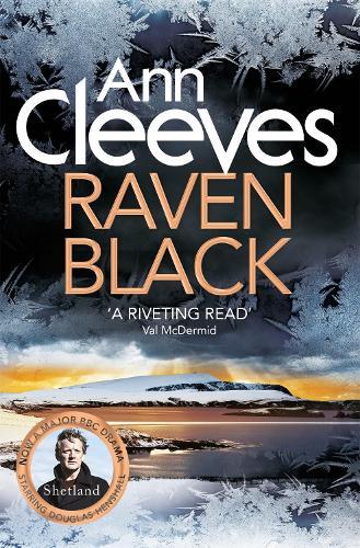 Raven Black - Shetland (Paperback)