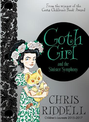 Goth Girl and the Sinister Symphony - Goth Girl (Hardback)