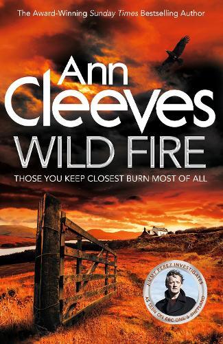Wild Fire - Shetland (Hardback)