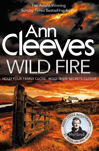 Ann Cleeves Book Signing
