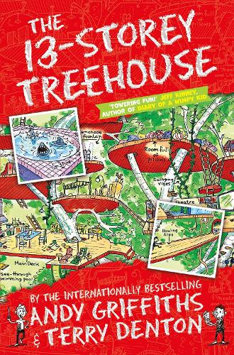 The 13-Storey Treehouse - The Treehouse Books (Paperback)