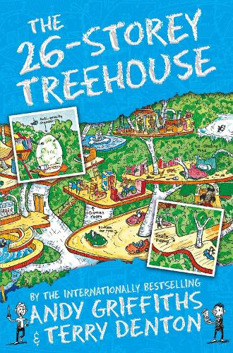 Andy griffiths storey treehouse books