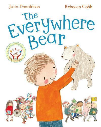 The Everywhere Bear (Paperback)