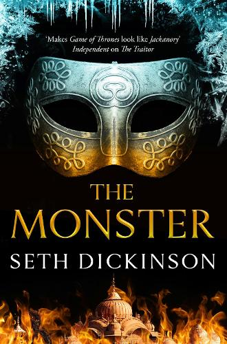 The Monster - Masquerade (Paperback)