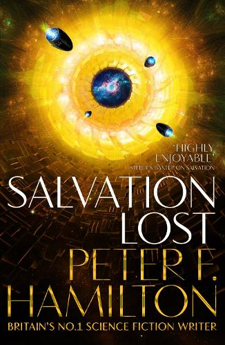 Salvation Lost - The Salvation Sequence (Hardback)