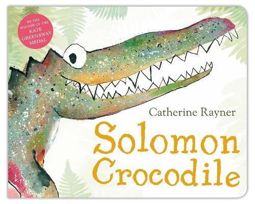 Solomon Crocodile (Board book)