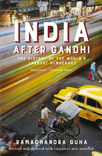 India After Gandhi: The History of the World's Largest Democracy (Paperback)