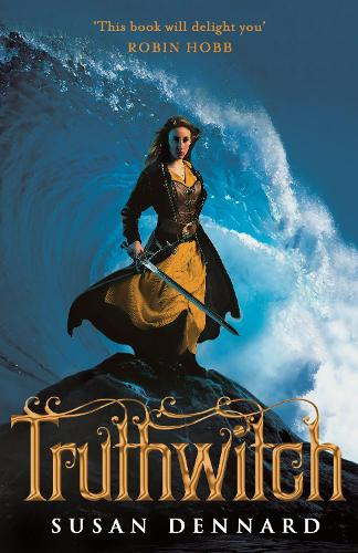 Truthwitch - The Witchlands Series (Hardback)