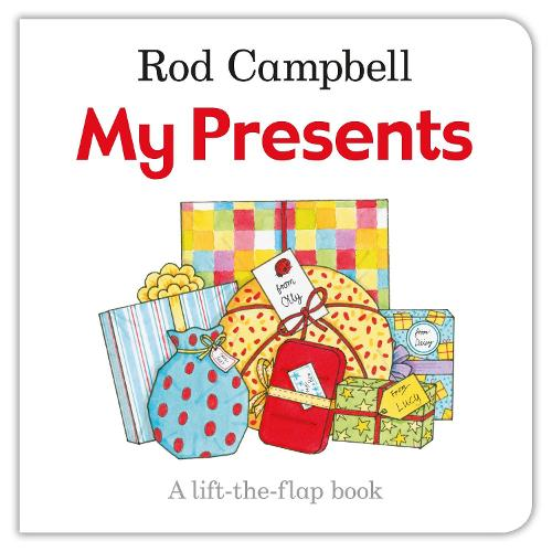 My Presents (Board book)