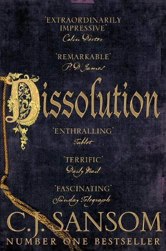 Dissolution - The Shardlake series (Paperback)