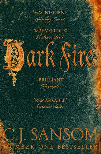 Dark Fire - The Shardlake series (Paperback)