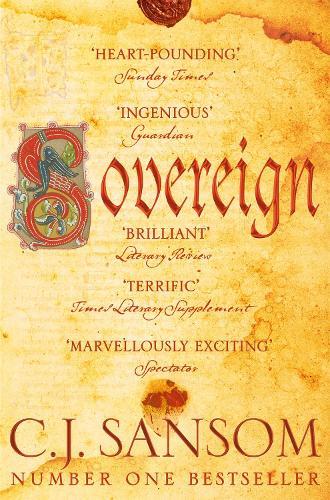 Sovereign - The Shardlake series (Paperback)