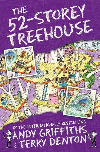 The 52-Storey Treehouse - The Treehouse Books (Paperback)