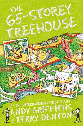 The 65-Storey Treehouse - The Treehouse Books (Paperback)