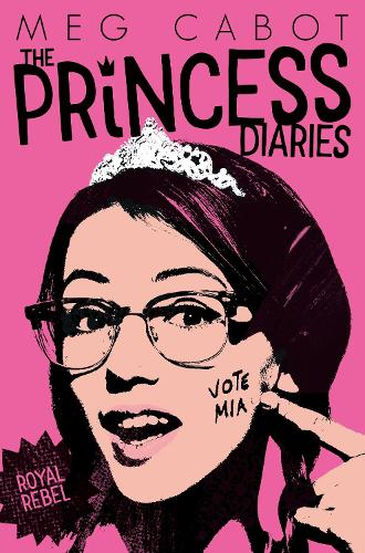 Royal Rebel - The Princess Diaries (Paperback)