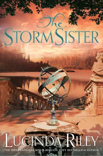 The Storm Sister - The Seven Sisters (Paperback)