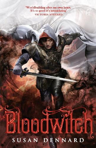 Bloodwitch - The Witchlands Series (Hardback)