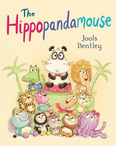The Hippopandamouse (Paperback)