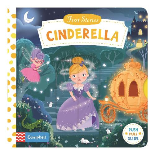 Cover of the book, Cinderella.
