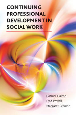 Continuing professional development in social work (Paperback)