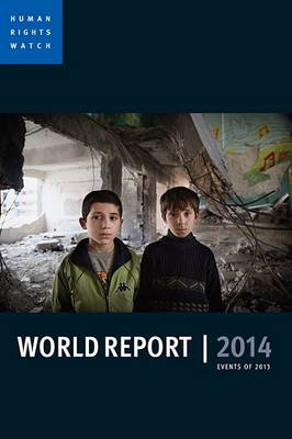 World report 2014: Events of 2013 (Paperback)