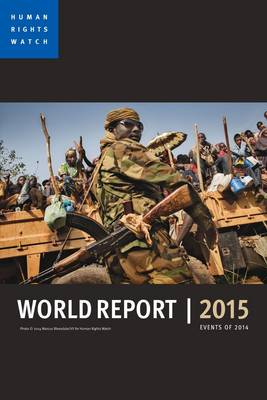World report 2015: Events of 2014 (Paperback)