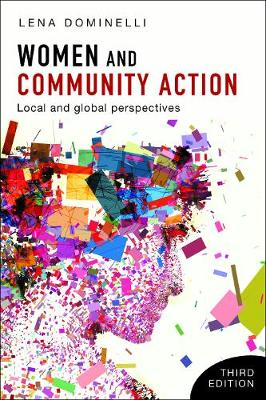 Women and Community Action: Local and Global Perspectives - BASW/Policy Press Titles (Hardback)