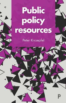 Public Policy Resources (Hardback)