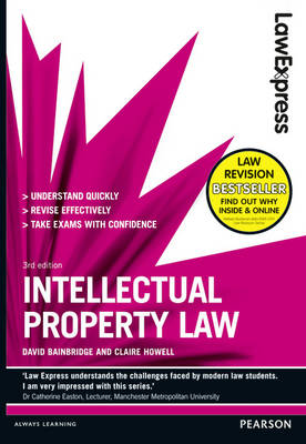 Law Express: Intellectual Property Law (Revision Guide) - Law Express (Paperback)