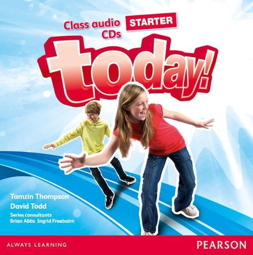Today! Starter Class CD - Today! (CD-Audio)