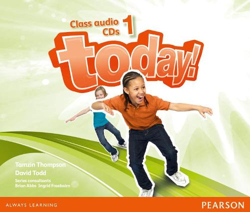 Today! 1 Class CD - Today! (CD-Audio)