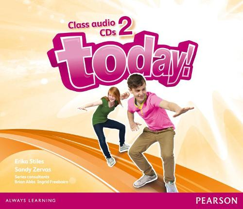 Today! 2 Class CD - Today! (CD-Audio)