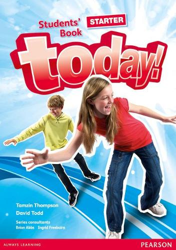 Today! Starter Students' Book - Today! (Paperback)