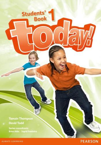 Today! 1 Students' Book - Today! (Paperback)