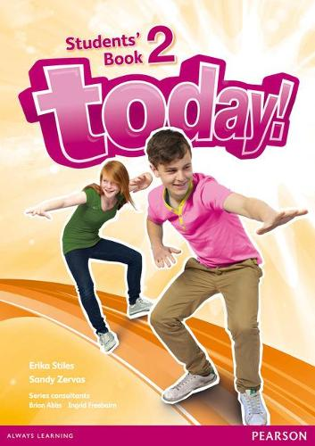 Today! 2 Students' Book - Today! (Paperback)
