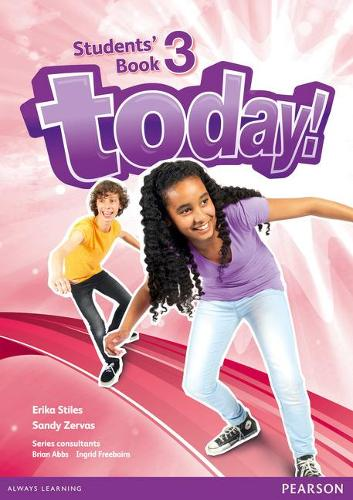 Today! 3 Students' Book - Today! (Paperback)
