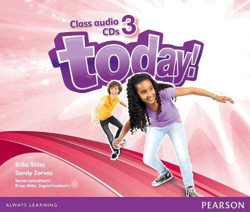 Today! 3 Class CD - Today! (CD-Audio)
