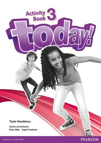 Today! 3 Activity Book - Today! (Paperback)